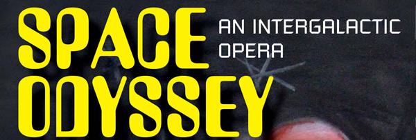 Orchestra of the Swan present Space Odyssey - an Intergalactic Opera