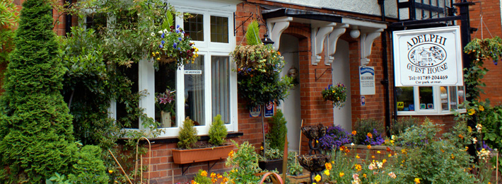 Adelphi House Bed and Breakfast, Stratford upon Avon