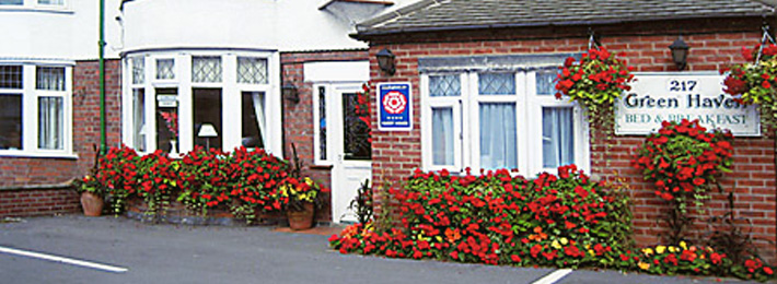 Green Haven Bed and Breakfast, Stratford upon Avon