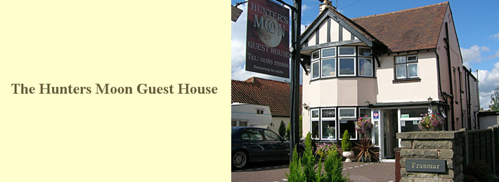 Hunters Moon Bed and Breakfast, Stratford upon Avon