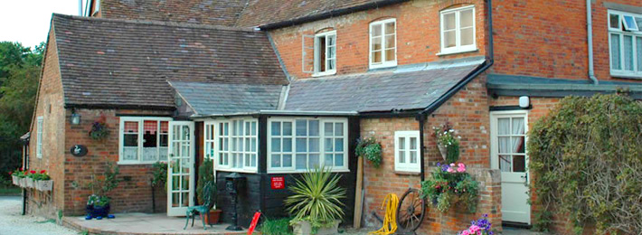 Old Rectory Hotel Bed and Breakfast, Warwick