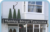 Henley Street Tea Room, Stratford upon Avon Cafe