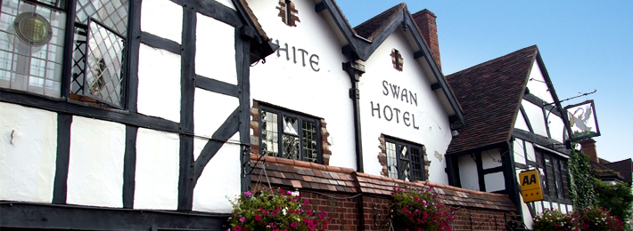 The White Swan Hotel, Stratford upon Avon