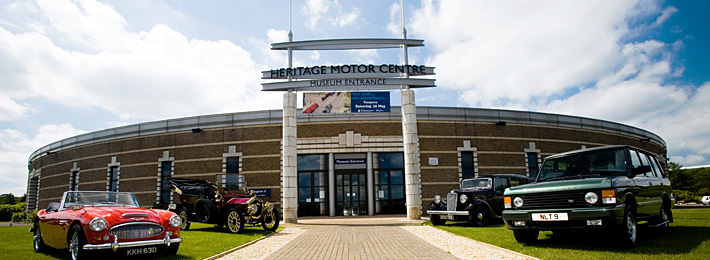 The Heritage Motor Centre
